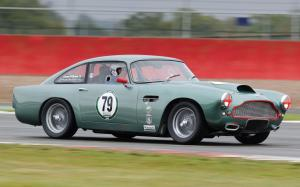 Aston Martin DB4 Lightweight Racing Car 1961 года